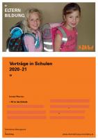 Vorträge in Schulen 2020-21